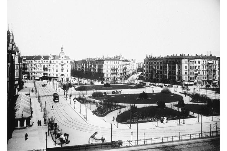 Promt ressourcen materialien foto historisches berlin for Habitare berlin savignyplatz
